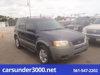 2002 Ford Escape XLT Choice Lake Worth , Florida