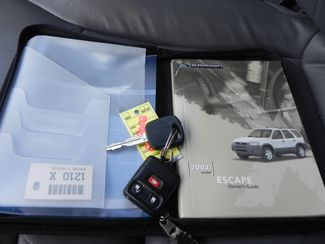 2002 Ford Escape XLT Midnight Martinez, Georgia 50