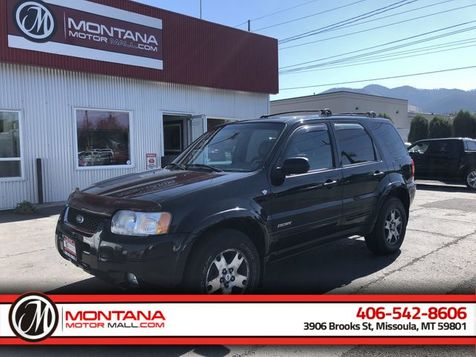 2002 Ford Escape XLT Sport in