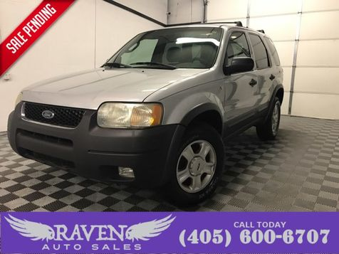 2002 Ford Escape XLT 4WD LEATHER SUNROOF in Oklahoma City