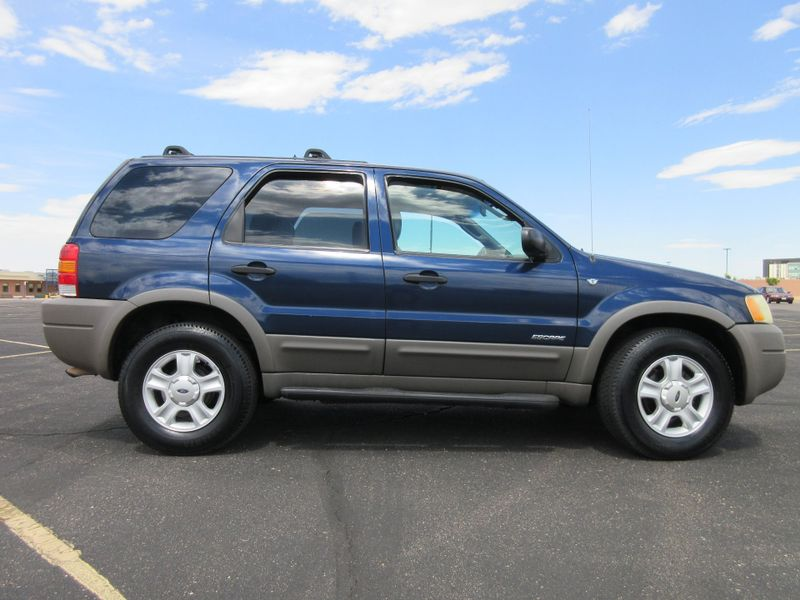 2002 Ford Escape XLT 4x4  Fultons Used Cars Inc  in , Colorado