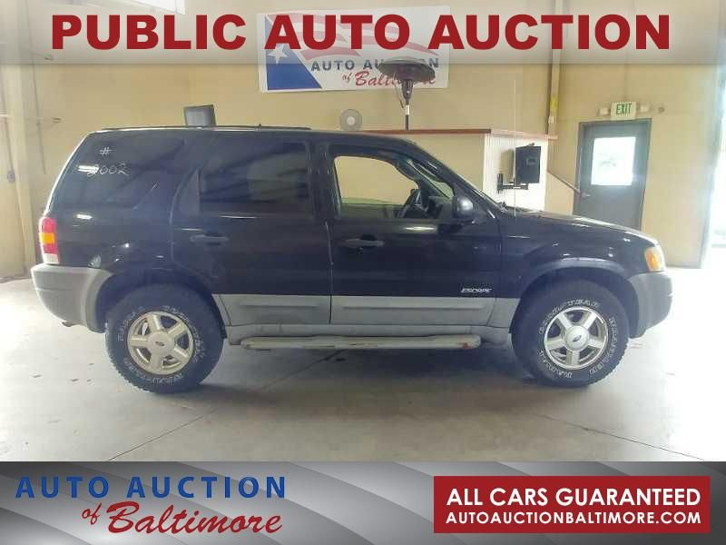 2002 Ford ESCAPE XLS  | JOPPA, MD | Auto Auction of Baltimore  in JOPPA MD