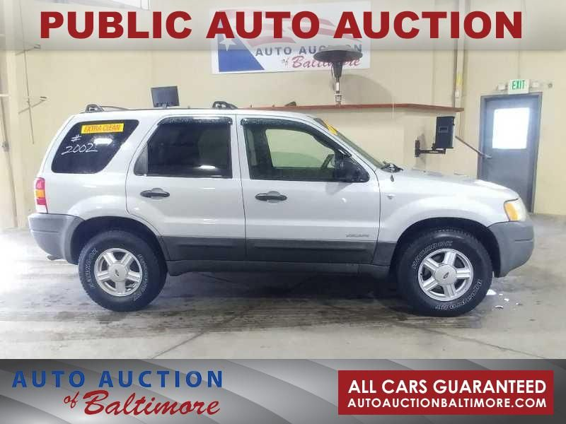 2002 Ford ESCAPE XLT  | JOPPA, MD | Auto Auction of Baltimore  in JOPPA MD