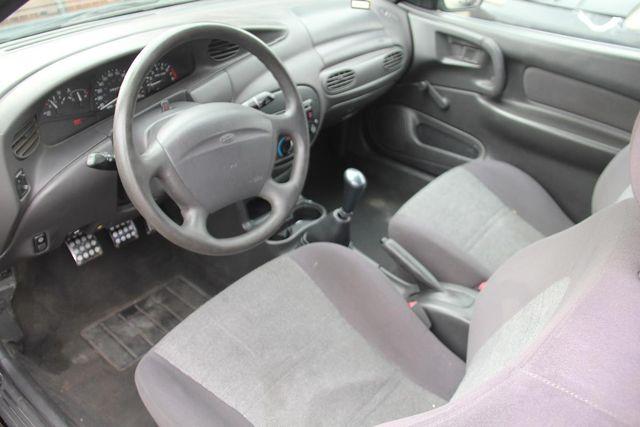 2002 Ford Escort ZX2 Standard Santa Clarita, CA 7