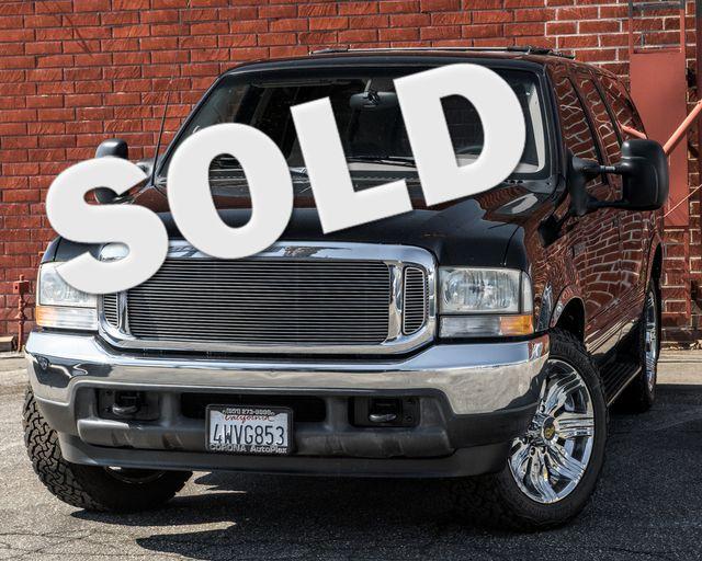 2002 Ford Excursion XLT Premium Burbank, CA