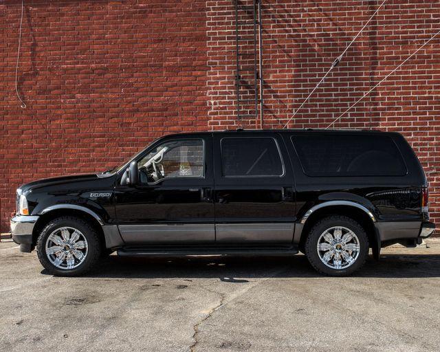 2002 Ford Excursion XLT Premium Burbank, CA 4