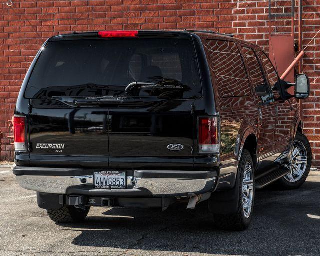 2002 Ford Excursion XLT Premium Burbank, CA 7