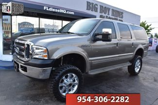 2002 Ford Excursion Limited in FORT LAUDERDALE, FL 33309