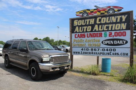 2002 Ford Excursion Limited in Harwood, MD