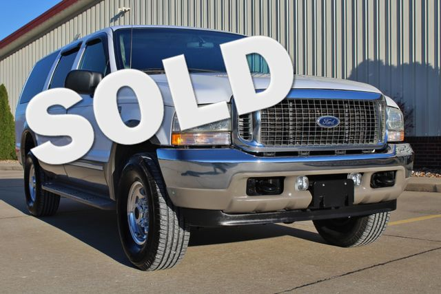 2002 Ford Excursion Limited in Jackson, MO 63755