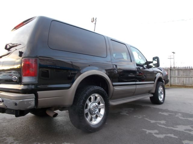 2002 Ford Excursion Limited Shelbyville, TN 11