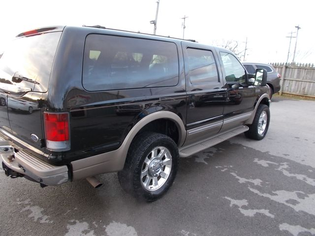 2002 Ford Excursion Limited Shelbyville, TN 13