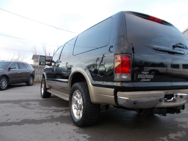 2002 Ford Excursion Limited Shelbyville, TN 4