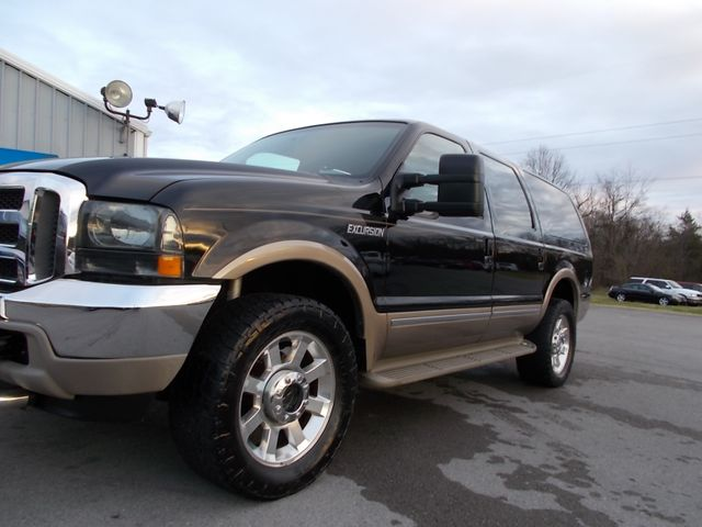 2002 Ford Excursion Limited Shelbyville, TN 5
