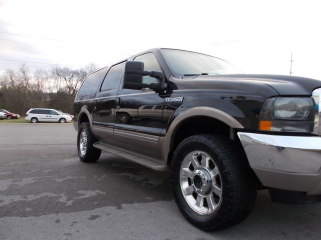 2002 Ford Excursion Limited Shelbyville, TN 8