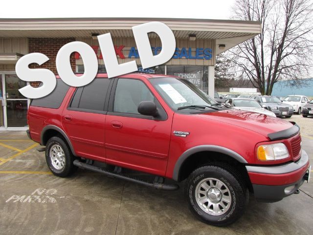 2002 Ford Expedition XLT in Medina OHIO, 44256