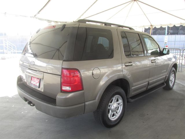 2002 Ford Explorer XLT Gardena, California 2