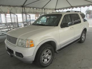 2002 Ford Explorer Limited Gardena, California
