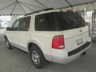 2002 Ford Explorer Limited Gardena, California 1