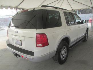 2002 Ford Explorer Limited Gardena, California 2