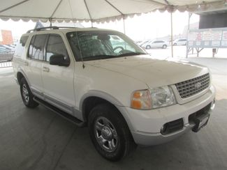 2002 Ford Explorer Limited Gardena, California 3