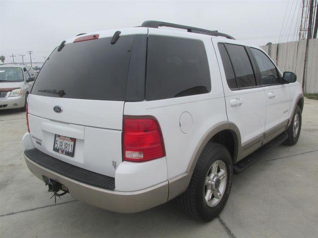 2002 Ford Explorer Eddie Bauer Gardena, California 2