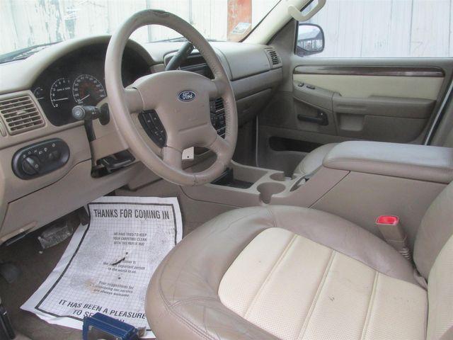 2002 Ford Explorer Eddie Bauer Gardena, California 4
