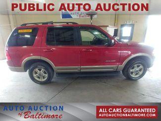 2002 Ford Explorer Eddie Bauer | JOPPA, MD | Auto Auction of Baltimore  in Joppa MD