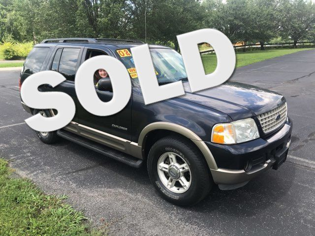 2002 Ford Explorer Eddie Bauer Knoxville, Tennessee