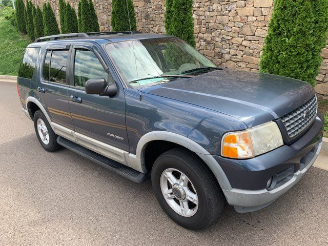 2002 Ford Explorer XLT in Knoxville, Tennessee 37920