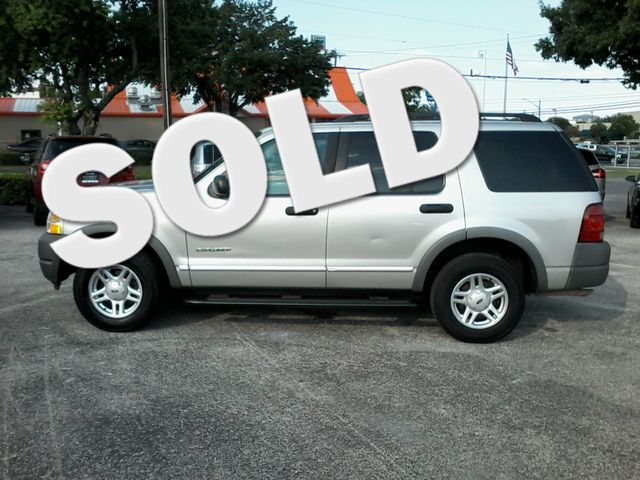 2002 Ford Explorer XLS San Antonio, Texas 0