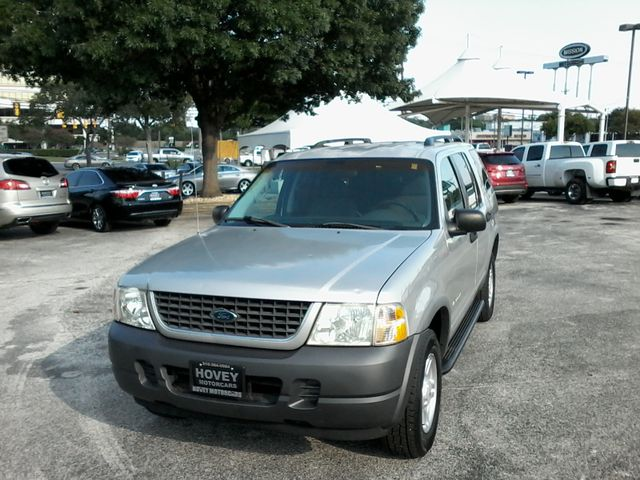 2002 Ford Explorer XLS San Antonio, Texas 1