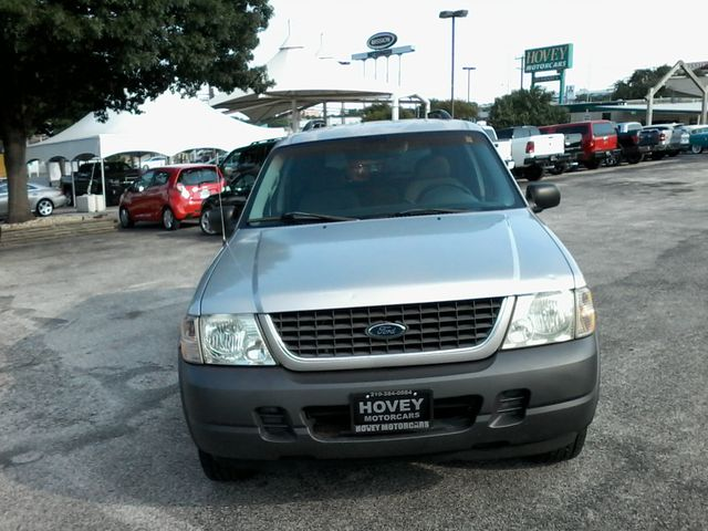 2002 Ford Explorer XLS San Antonio, Texas 2
