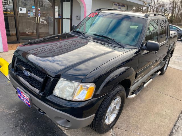 2002 Ford EXPLORER SPORT TRAC in Fremont, OH 43420
