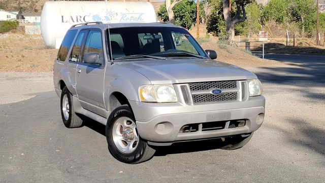 2002 Ford Explorer Sport Value Santa Clarita, CA 3