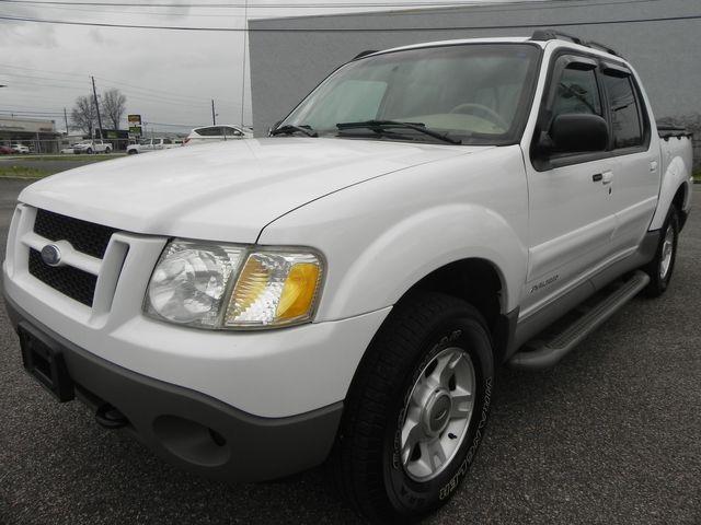 2002 Ford Explorer Sport Trac Premium