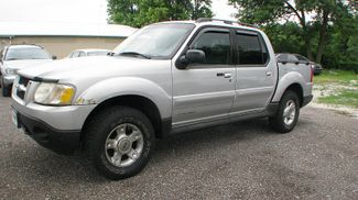 2002 Ford Explorer Sport Trac 4d SUV 4WD in Coal Valley, IL 61240