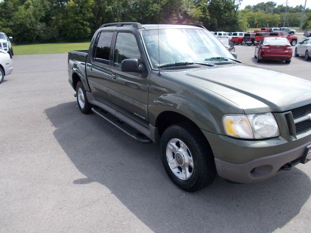 2002 Ford Explorer Sport Trac Value Shelbyville, TN 10