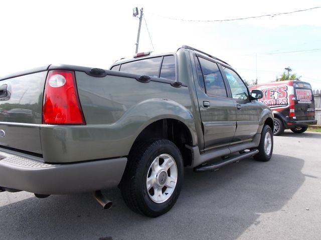 2002 Ford Explorer Sport Trac Value Shelbyville, TN 12