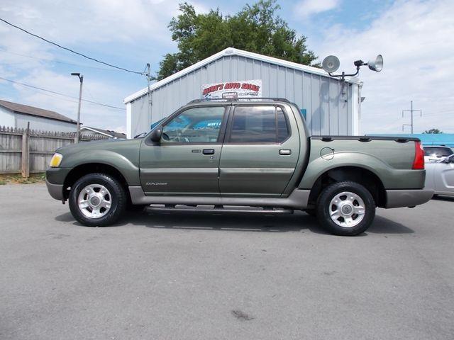 2002 Ford Explorer Sport Trac Value Shelbyville, TN 2