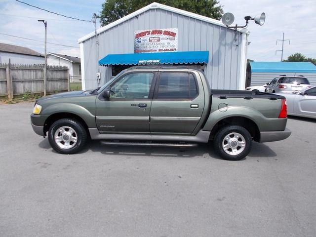2002 Ford Explorer Sport Trac Value Shelbyville, TN 3