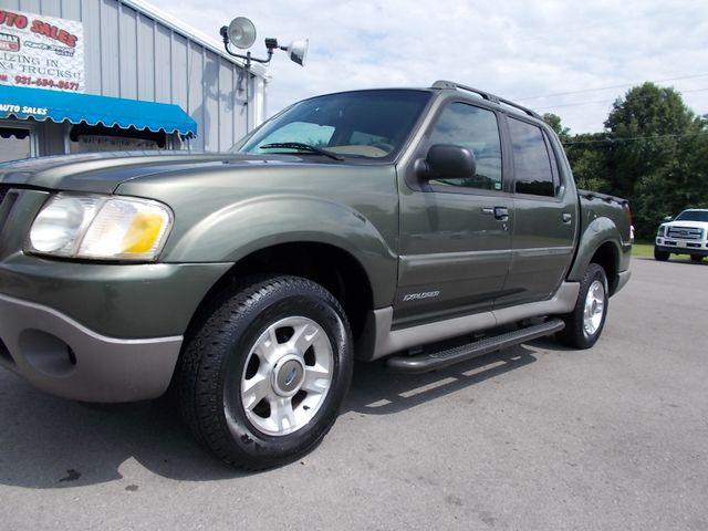 2002 Ford Explorer Sport Trac Value Shelbyville, TN 6
