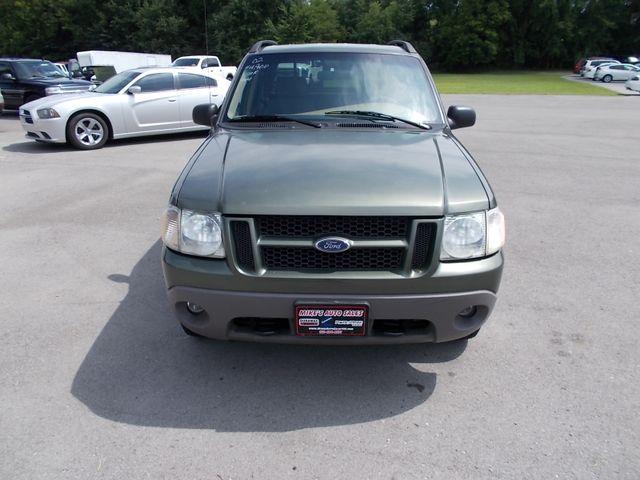 2002 Ford Explorer Sport Trac Value Shelbyville, TN 8