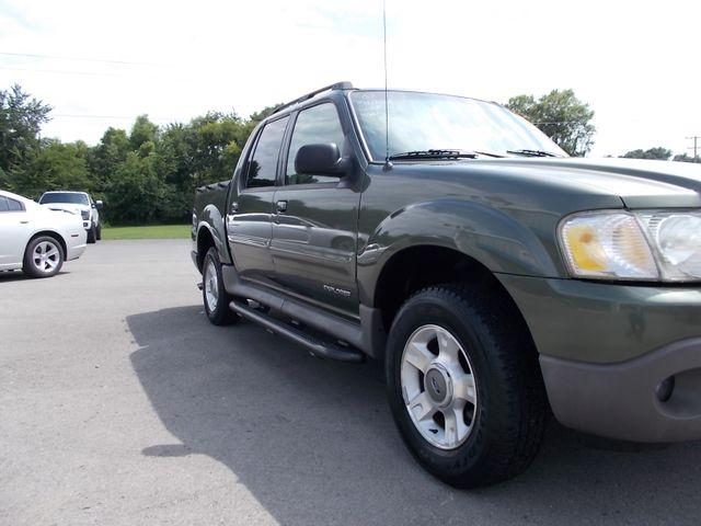 2002 Ford Explorer Sport Trac Value Shelbyville, TN 9