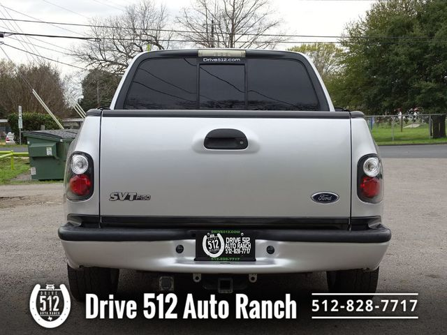2002 Ford F-150 Lightning in Austin, TX 78745