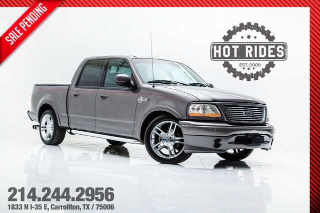 2002 Ford F-150 Harley Davidson Supercharged in , TX 75006