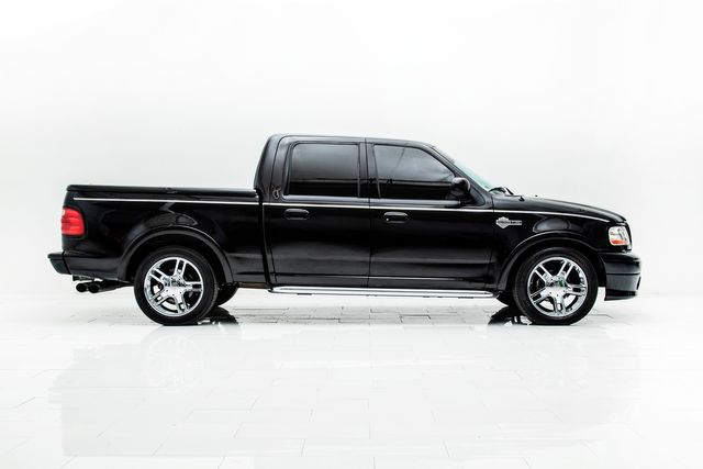 2002 Ford F-150 Harley Davidson Supercharged in Carrollton, TX 75006