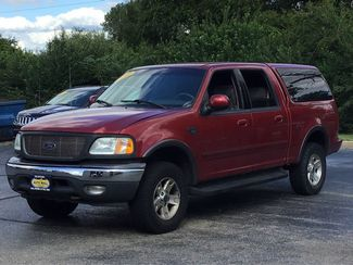 2002 Ford F-150 XLT   Champaign, Illinois   The Auto Mall of Champaign in Champaign Illinois