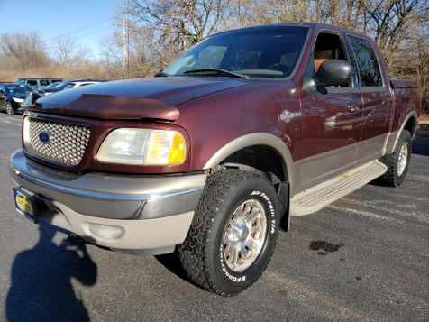 2002 Ford F-150 King Ranch | Champaign, Illinois | The Auto Mall of Champaign in Champaign, Illinois