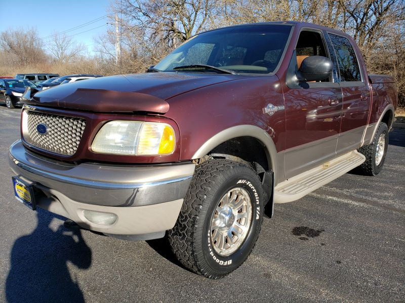2002 Ford F-150 King Ranch | Champaign, Illinois | The Auto Mall of Champaign in Champaign Illinois